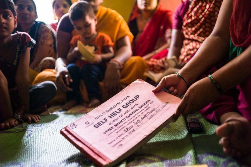 Self Help Group, Microfinancing, Nerela, New Delhi