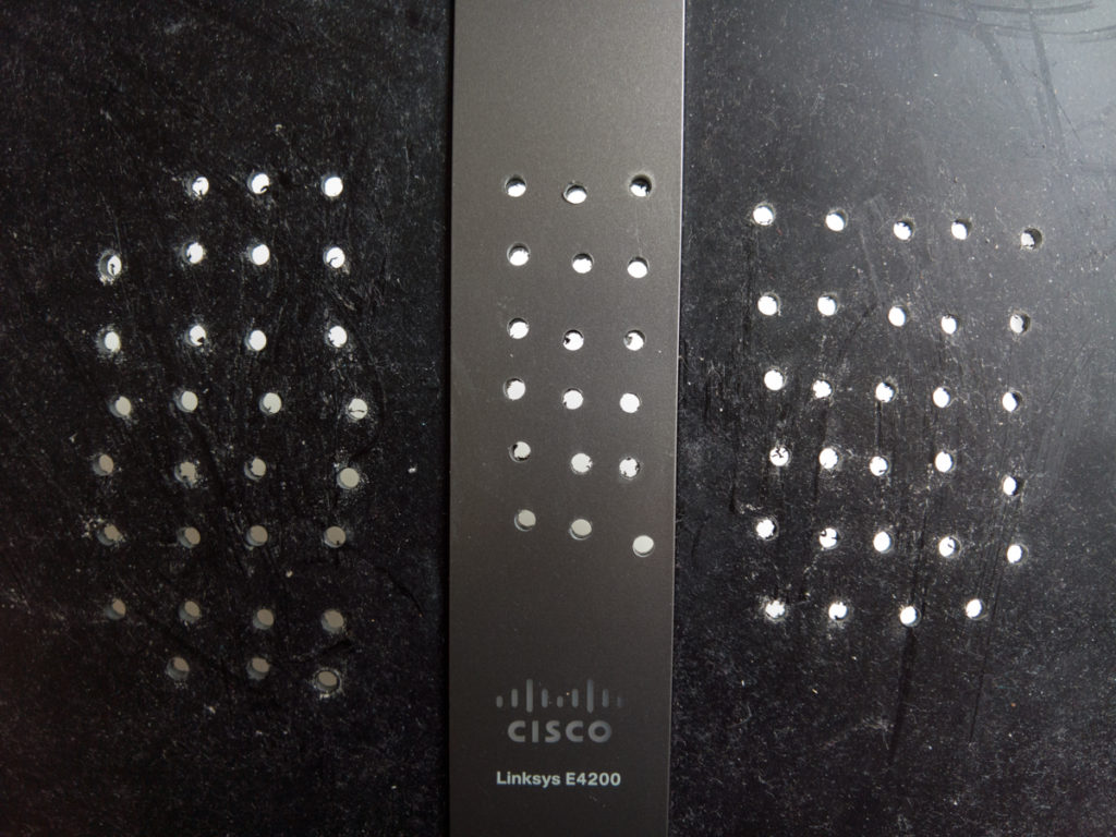 Fixing Cisco Linksys E4200 v2 Stability Issues